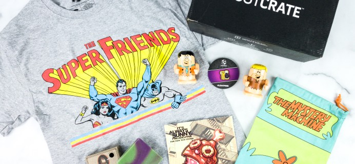Loot Crate July 2020 Review + Coupons