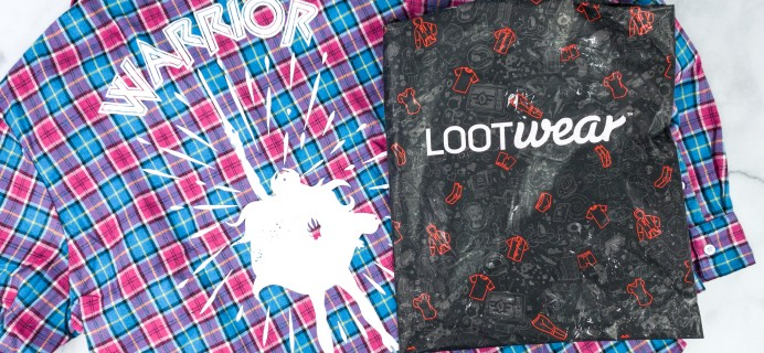Loot For Her Subscription by Loot Crate January 2020 Review & Coupon