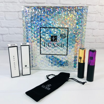 LUXSB – Luxury Scent Box Subscription Box Review + Coupon – August 2020