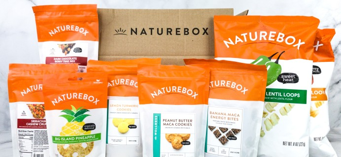 NatureBox Club Review & Coupon – August 2020
