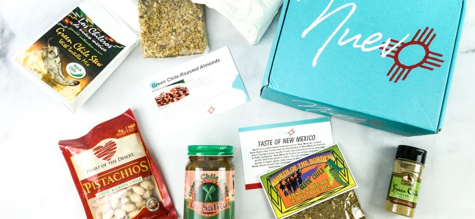Nuevo August 2020 Subscription Box Review