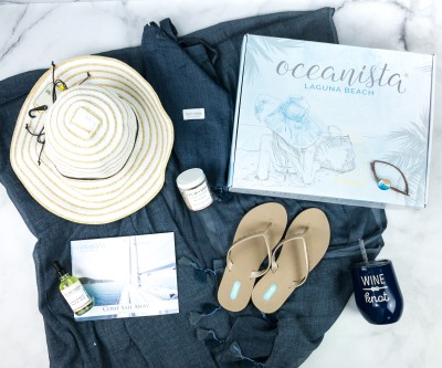 Oceanista Summer 2020 Subscription Box Review + Coupon