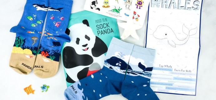 Panda Pals July 2020 Subscription Review + Coupon