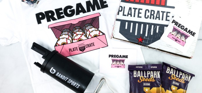 Plate Crate August 2020 Subscription Box Review + Coupon