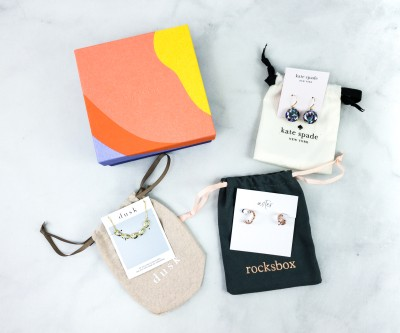 RocksBox August 2020 Review + FREE Month Coupon!