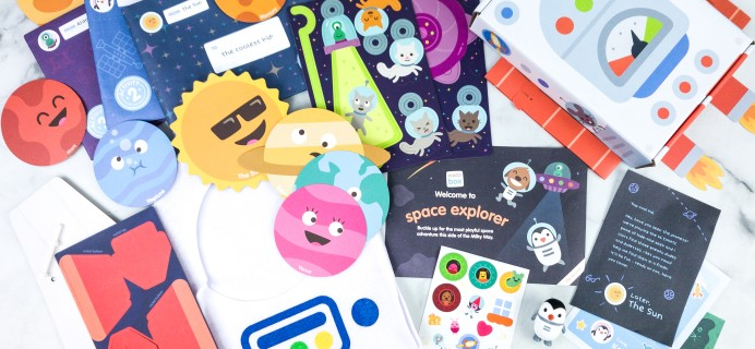 Sago Mini Box August 2020 Subscription Box Review + Coupon – SPACE EXPLORER