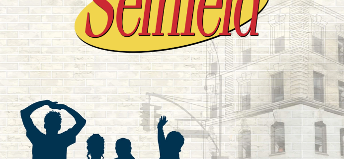 Newest Subscription Boxes: Seinfeld Box from Culturefly Coming Soon!