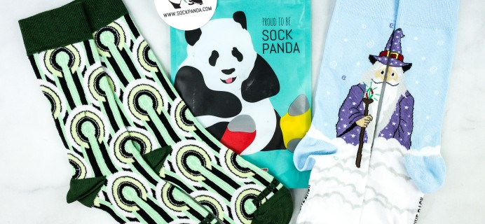 Sock Panda Tweens August 2020 Subscription Review + Coupon