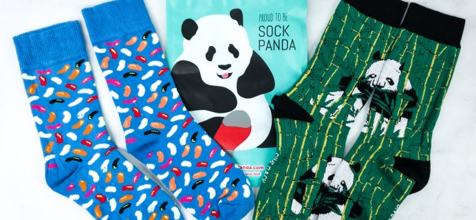 Sock Panda Tweens July 2020 Subscription Review + Coupon