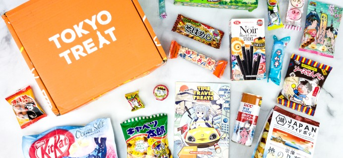 Tokyo Treat September 2020 Subscription Box Review + Coupon