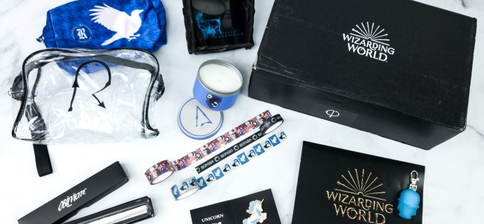 Wizarding World Crate January 2020 Review + Coupon – SPELLS & CHARMS