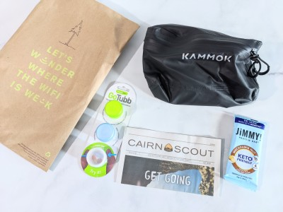 Cairn August 2020 Subscription Box Review + Coupon