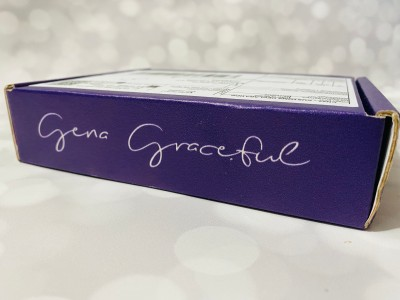 Gena Graceful September 2020 Subscription Box Review + Coupon