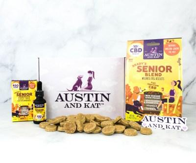 Austin and Kat September 2020 Subscription Box Review + Coupon