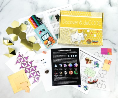 Beautiful Discovery Subscription Box Review