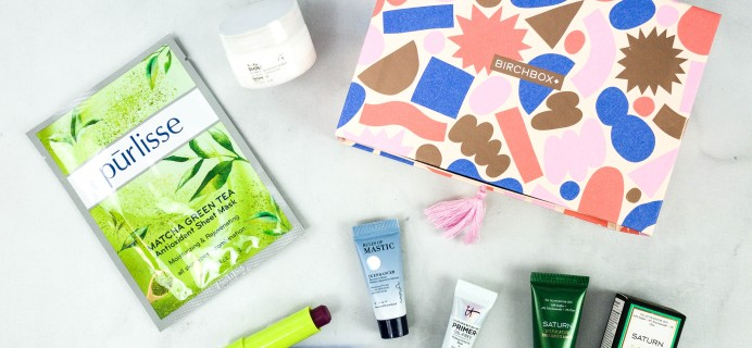 September 2020 Birchbox Subscription Box Review + Coupon – Curated Box