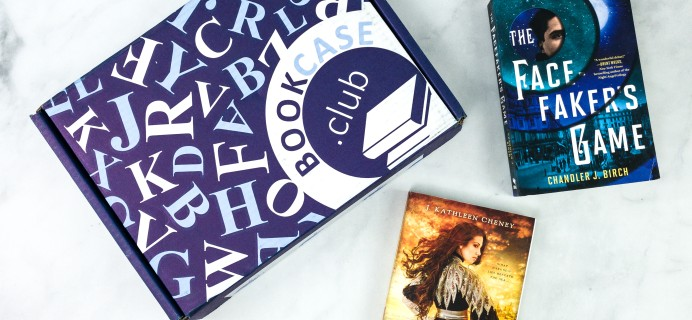 BookCase Club September 2020 Subscription Box Review & Coupon – STRANGE WORLDS