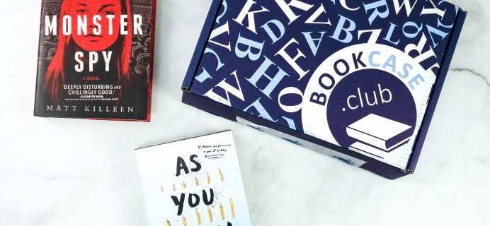 BookCase Club September 2020 Subscription Box Review + Coupon – TEENAGE DREAMS