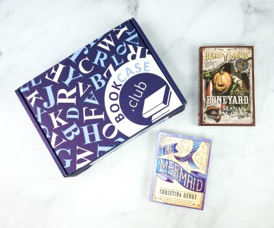 BookCase.Club October 2020 Subscription Box Review & Coupon – STRANGE WORLDS