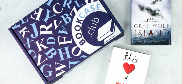 BookCase Club October 2020 Subscription Box Review + Coupon – TEENAGE DREAMS