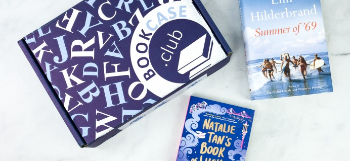 BookCase Club September 2020 Subscription Box Review & Coupon – SURPRISE-ME FICTION