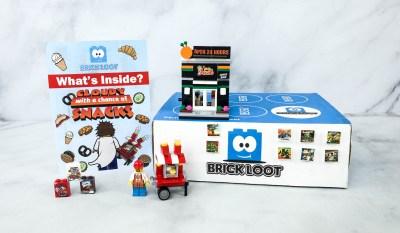 Brick Loot September 2020 Subscription Box Review & Coupon