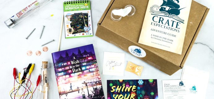 Crate Expectations September 2020 Subscription Box Review + Coupon – SHINE YOUR LIGHT