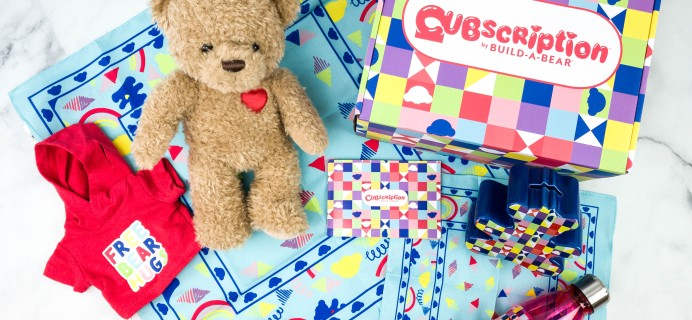 Cubscription Box Summer 2020 Subscription Box Review