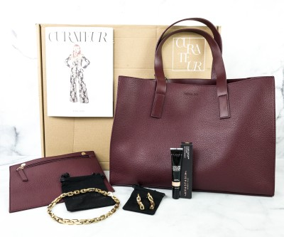 Curateur Fall 2020 Subscription Box Review + Coupon