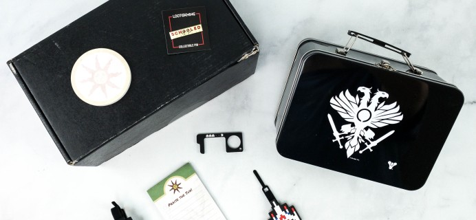 Equip by Loot Gaming August 2020 Subscription Box Review – SCHOOLED