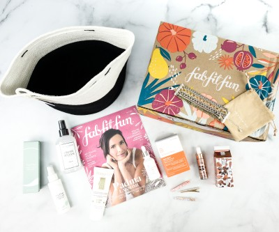 FabFitFun Fall 2020 Box Review + Coupon