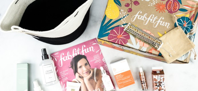 FabFitFun Fall 2020 Box Review + Coupon