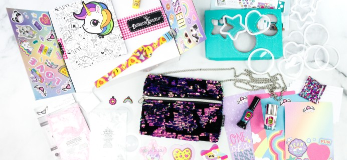 Fashion Angels Find Your Wings Subscription Box Review + Coupon – September 2020