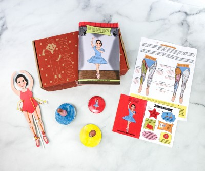 Girls Can! Crate Subscription Box Review + Coupon – THE DEDICATED DANCER