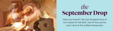 Adore Me September 2020 Collection Reveal + Coupon!