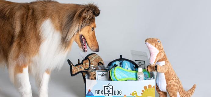 BoxDog Fall Sale: First Box $15 & More!