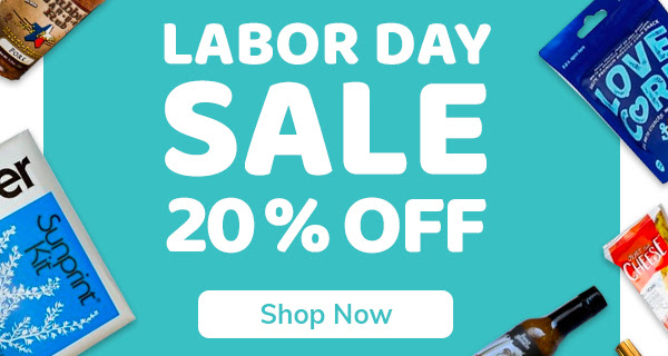Cratejoy Labor Day Sale: Save 20% On Subscriptions!