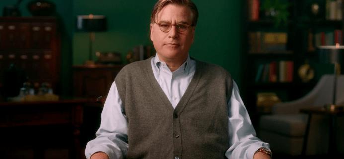 MasterClass Aaron Sorkin Screenwriting Class Review