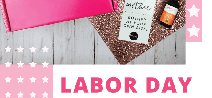 Bump Boxes Labor Day Sale: Get Up To 50% Off + FREE Stretch Mark Solution Set!