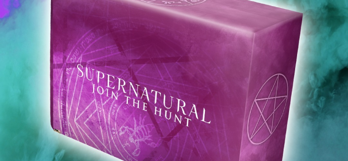 Supernatural Box Fall 2020 Full Spoilers!
