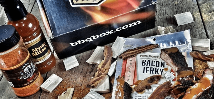 BBQ Box Cyber Monday Deal: Get 10% Off ALL BBQ & Jerky Box Subscriptions!