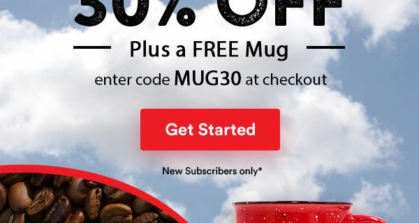 Tayst Coffee Labor Day Coupon: Get 30% Off + FREE Mug!