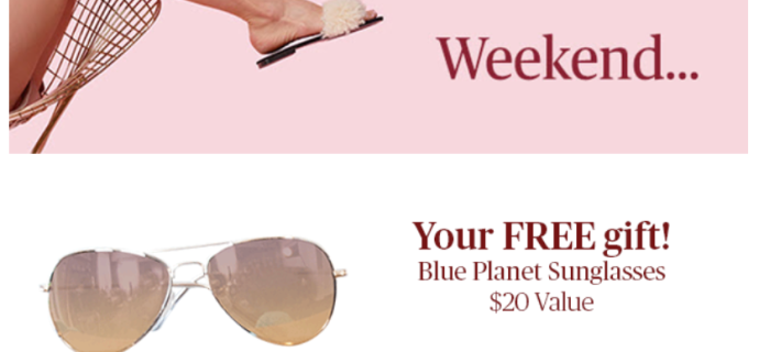 VineOh! Box Labor Day Coupon: FREE Sunglasses & FREE Wine For Life!