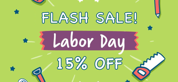 WompleMail Labor Day Sale: Get 15% Off!