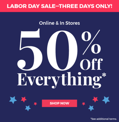 Fabletics Labor Day Sale: Get 50% Off Select Items + New Members 2 Leggings for $24!