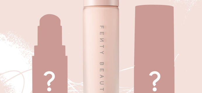 Fenty Beauty Mystery Box Available Now – the Covering The Bases 101 Box!