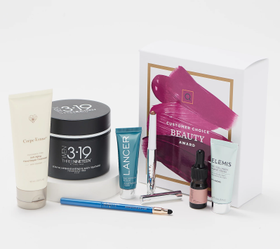 QVC TILI Box Available Now – CCBA 2020 Nominees!