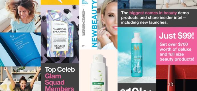 New Beauty VIP Box September 2020 Full Spoilers!