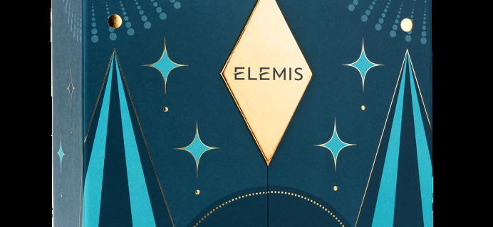 ELEMIS Opens Waitlist For The Elemis Advent Calendar 2021! {UK}