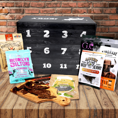 2020 Give Them Beer Jerky Advent Calendar Available Now + Spoilers!